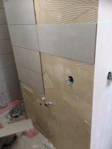 Badkamer tegelen